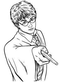 40+ simboli harry potter da colorare images; 35 Disegni Da Colorare Di Harry Potter Kawaii