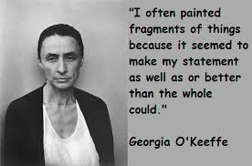 Georgia O Keeffe Quotes Extraordinary Famous Quotes About Georgia On QuotesTopics