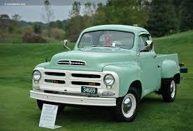 1956 Studebaker Transtar Half-Ton Pickup History, Pictures, Value ...