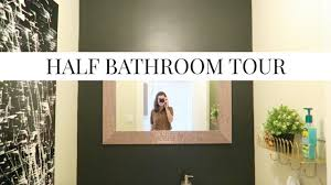 Small Picture SMALL BATHROOM TOUR 2017 Before and After Simple Decorating