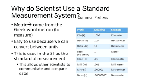 standard measurement system math why do scientist use a standard measurement system math calculator with steps
