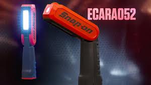 Snap On 450 Lumen Work Light Ecara052 Articulating Work Light Snap On Tools