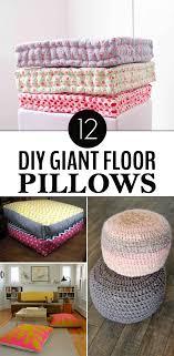 floor pillows diy. Floor Pillows Diy Your House \u0026 Garden