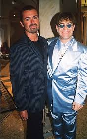 george michael 2014. Simple George George Michael Was A Big Supporter Of AIDS Charities On 2014