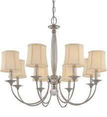 hudson valley 1818 pn rockville polished nickel 8 light chandelier undefined