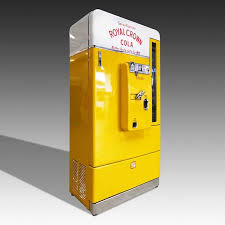 Rc Cola Vending Machines Sale Classy Royal Crown Cola Machine The Games Room Company