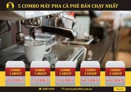 Máy pha cafe cho quán nhỏ - nên mua cà phê giá rẻ nào cho quán nhỏ