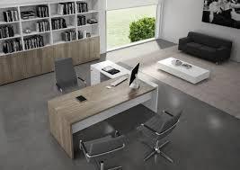 contemporary office desk furniture ideas