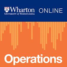 University Of Pennsylvania Organizational Chart Introduction To Operations Management Coursera