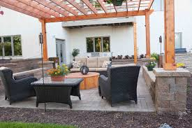 paver patio with gas fire pit. Full Size Of Patio:patio With Pergola And Gas Fireplaces Designs Fire Pitpatio Pit Brick Paver Patio