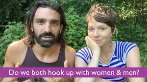 Bisexual couple photo ads