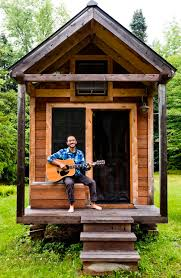 my tiny house. Living Tiny: Ethan\u0027s Tiny Vermont Abode - Home Tour My House L