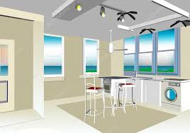 architect home office. Architect Home / Office In Vector Format. Every Feature Of Each Building Including Doors And Windows Can Be Edited Or Colored To Suit. \u2014 By Editorial