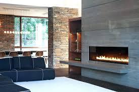 modern gas fireplace insert s modern gas fireplace inserts uk