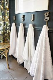 Best 25+ Diy bathroom towel hooks ideas on Pinterest | Small bathroom  decorating, Bathroom towel storage and Tiny bathroom makeovers