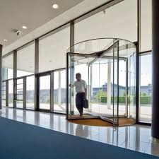 revolving doors are designed for energy efficiency high traffic performance and aesthetic appeal in extreme climates the cost of the door will be returned
