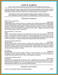8 Retail Manager Resume Objective Budget Reporting