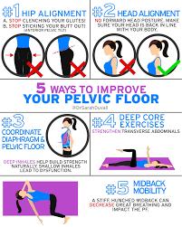 the best pelvic floor exercises dr