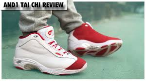 And1 Clothing Size Chart And1 Tai Chi White Red 2018