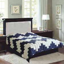 white quilt king. Interesting Quilt Camdon Blue And White Quilt King For A