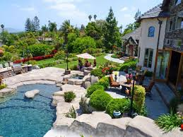 Beautiful Country Garden With Swimming Pool -Visit afrhomeloans.com for  your mortgage needs
