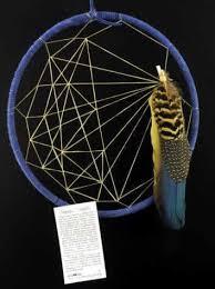 Make Native American Dream Catchers Tom Gray Elk Rael Native American Artist Profile DreamCatcher 17