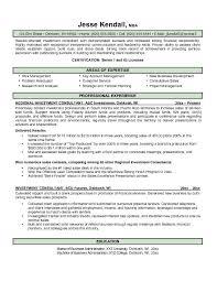 Sales Consultant Resume Examples Sarahepps Com
