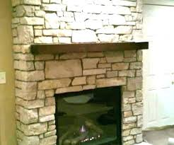 stone veneer over brick fireplace stone veneer over brick fireplace cover brick fireplace with faux stone