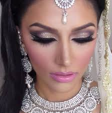 brides makeup indian bridal makeup tutorial with pictures and steps