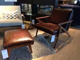crate barrel furniture reviewslowe ivory leather. $499 Ottoman $1299 Cavett Leather Chair Crate \u0026 Barrel Furniture Reviewslowe Ivory U
