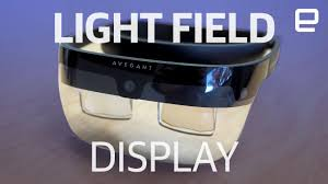 Light Field Display Avegants Light Field Tech Gives Hope To A Mixed Reality
