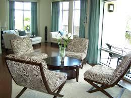 Leopard print chairs