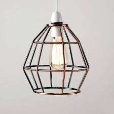 metal cage light shades vintage industrial style metal cage wire frame ceiling pendant light lamp shades