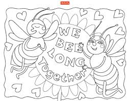 These preschool activity sheets are sure to be a hit with. 15 Valentine S Day Coloring Pages For Kids Shutterfly