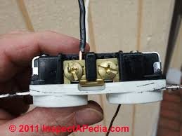 electrical outlet wire connections receptacle or wall plug wire 3 Wire Electrical Outlet electrical outlet wire connections (c) d friedman wire electrical outlet 3 wire