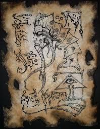 servant of nyarlathotep cthulhu larp necronomicon magick by zarono 10 00