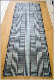 cotton rag rug runner