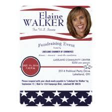 political fundraiser invite political fundraiser invitations announcements zazzle