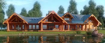 Best 25 Log Home Floor Plans Ideas On Pinterest  Cabin Floor Large Log Cabin Floor Plans