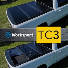 Image result for WKSP ground-breaking TerraVis™ tonneau cover system