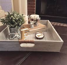 Decorative Wire Tray The Large Tray For Ottoman Styling Ideas Houseology About Decorative 62