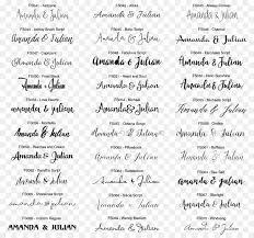 handwriting font script typeface brush script invitations appearance