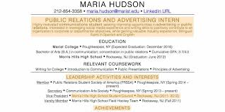 resume for college student with no experience resume for no experience high school student best collection samples