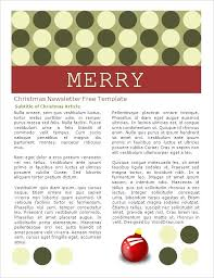 free microsoft word newsletter templates free christmas card template microsoft word newsletter format
