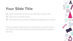 Science Powerpoint Template Free Free Science Powerpoint Template