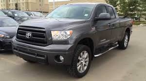 Pre Owned Grey 2013 Toyota Tundra 4WD Double Cab 146