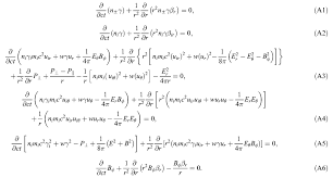 heat conduction equation cylindrical coordinates solution