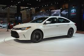 2016 Toyota Avalon Review - Top Speed