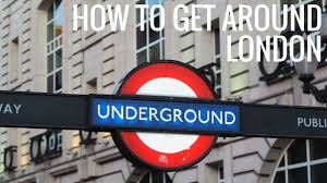 Resultado de imagen de getting around london