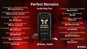 Perfect Remains by Helen Fields, an audiobook – The Grey Bookworm